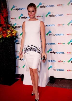 Rebecca Romijn - 2014 MIPCOM Opening Party -01