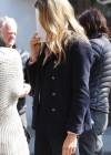Rebecca Romijn - King and Maxwell Set photos-12