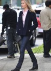 Rebecca Romijn - King and Maxwell Set photos-14