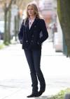 Rebecca Romijn - King and Maxwell Set photos-21