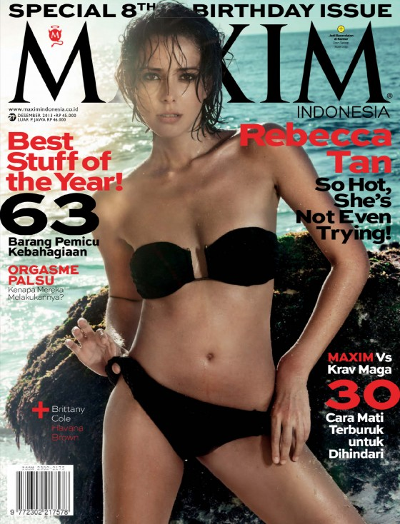 Rebecca Tan: Maxim Indonesia -10