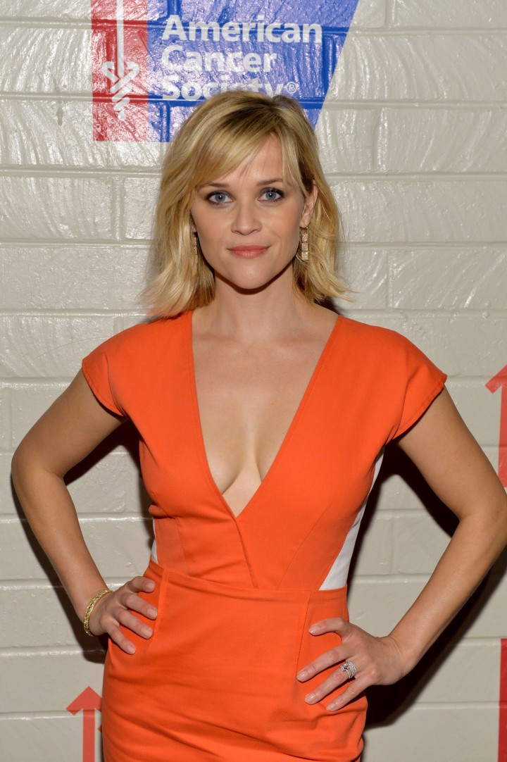 Reese Witherspoon – 2014 Hollywood Stands Up To Cancer Event