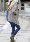 Reese Witherspoon in jeans at the Century City Mall
