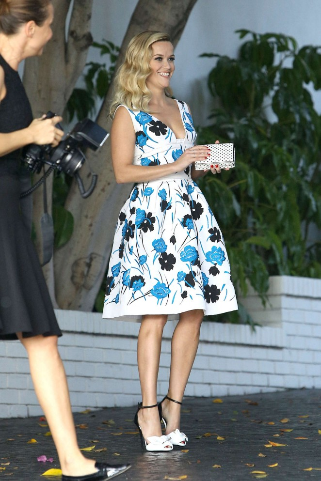 Reese Witherspoon: CFDA Vogue Fashion Fund Event -12