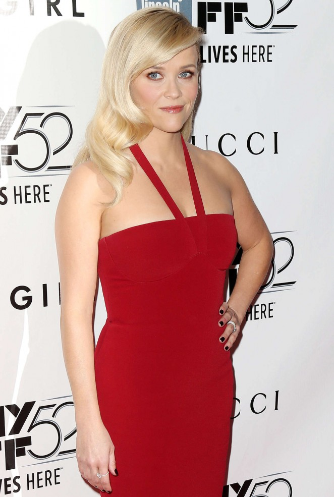 """Reese Witherspoon – """"Gone Girl"""" Premiere in New York City"""