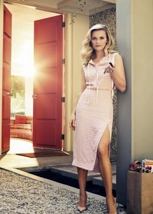 Reese Witherspoon - Harper's Bazaar UK Magazine (January 2015)
