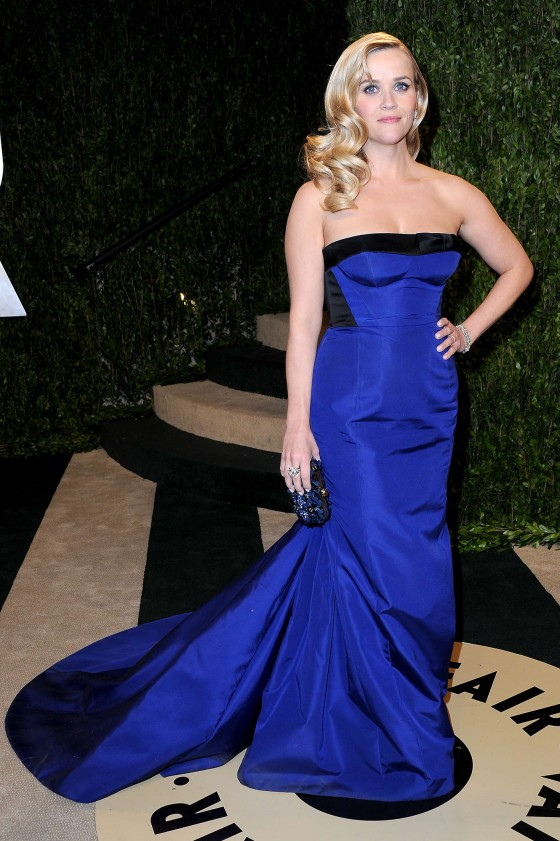 Reese Witherspoon - Oscar 2013 - Vanity Fair Party -07