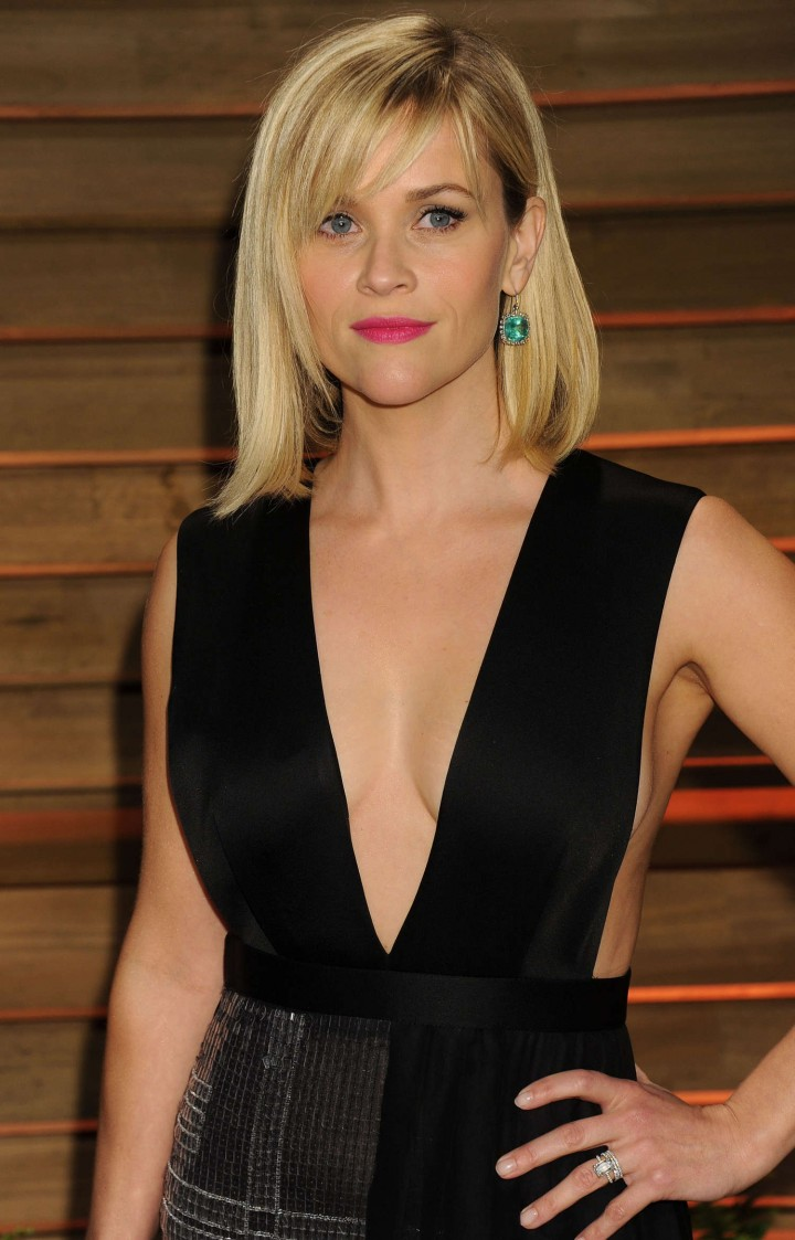 Reese Witherspoon: Oscars 2014 – Vanity Fair Party -10