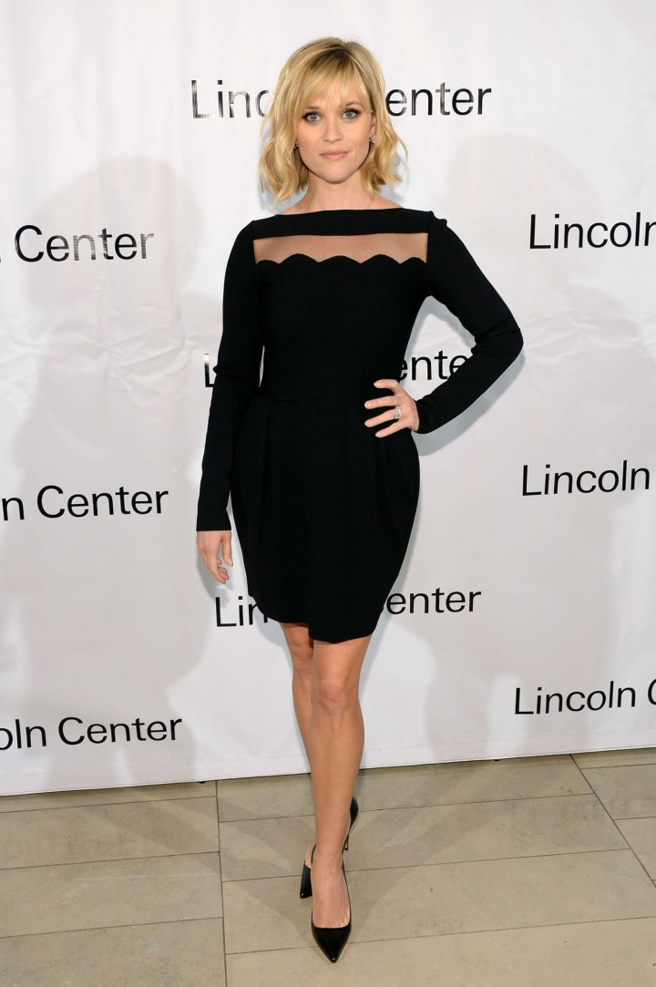 Reese Witherspoon: The Great American Songbook event in NYC -02