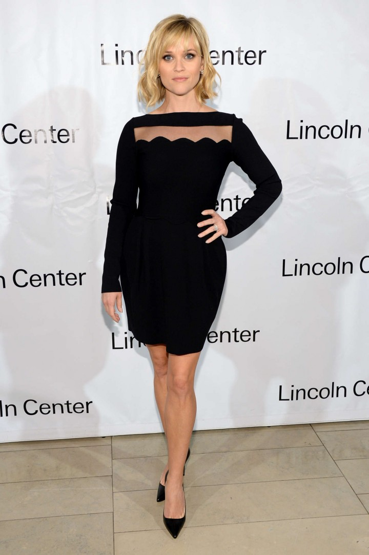 Reese Witherspoon: The Great American Songbook event in NYC -05