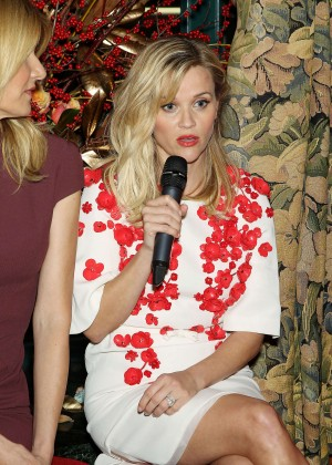 Reese Witherspoon - 'Wild' Special Luncheon in NY