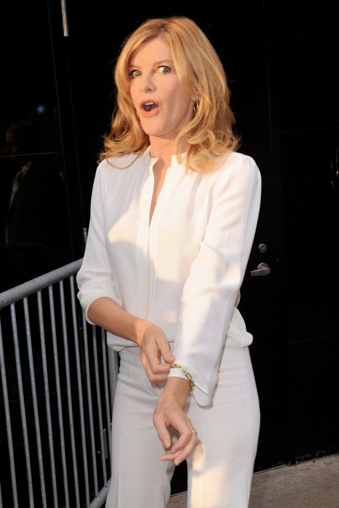 Rene Russo - 'Good Morning America' in NYC