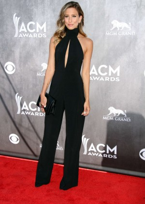 Renee Bargh: 2014 Academy of Country Music Awards -08