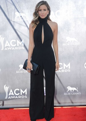Renee Bargh: 2014 Academy of Country Music Awards -10