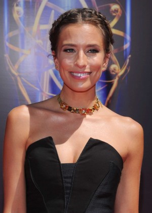 Renee Bargh - Creative Arts Emmy Awards 2014