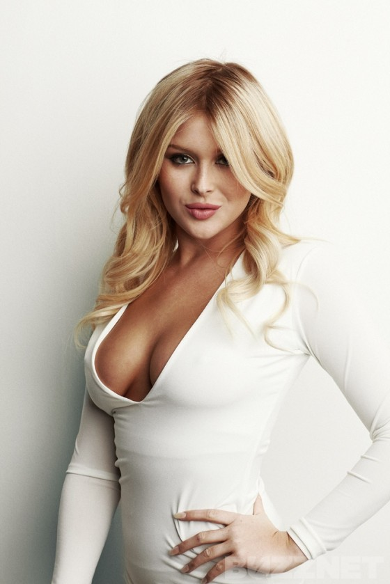 Renee Olstead - Buzznet photoshoot 2012