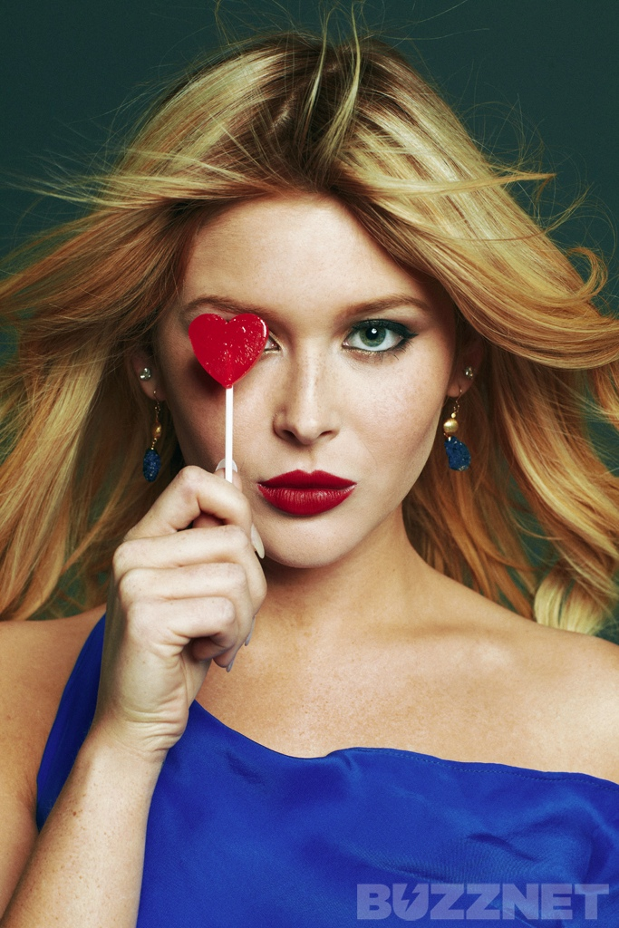 Renee Olstead – Buzznet photoshoot-21