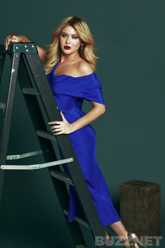 Renee Olstead – Buzznet photoshoot-26