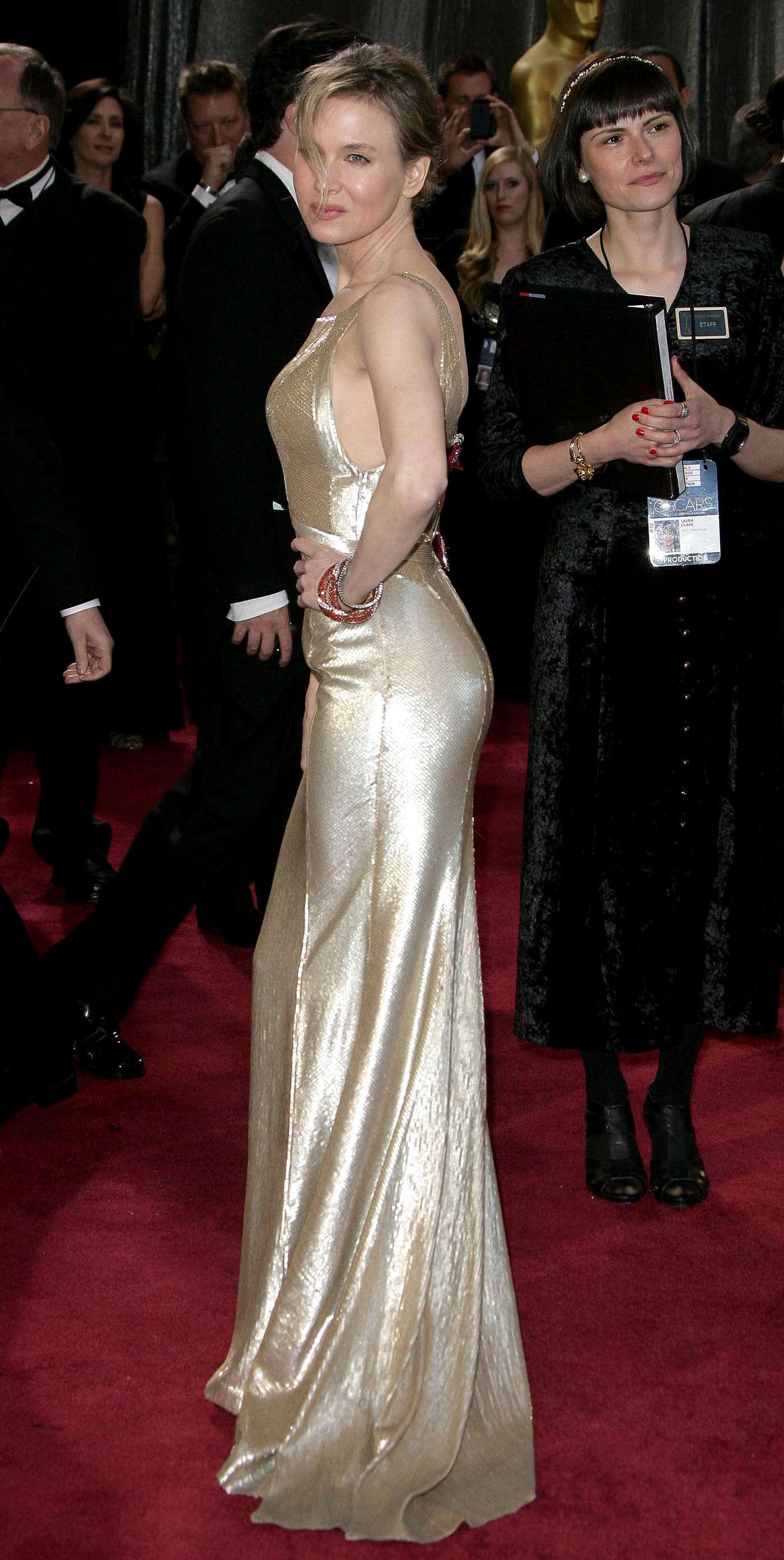 Renee Zellweger – Oscars 2013 -02