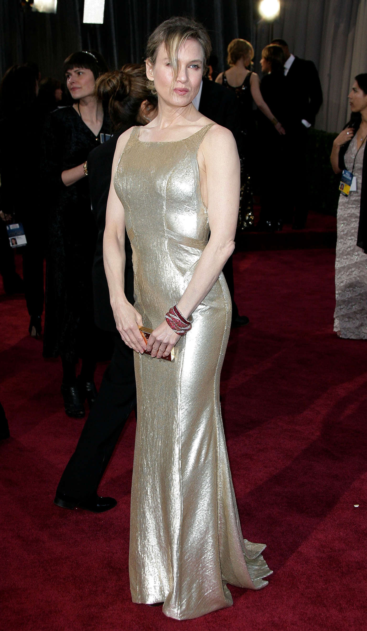 Renee Zellweger Oscars 2013 05 on 85th academy awards
