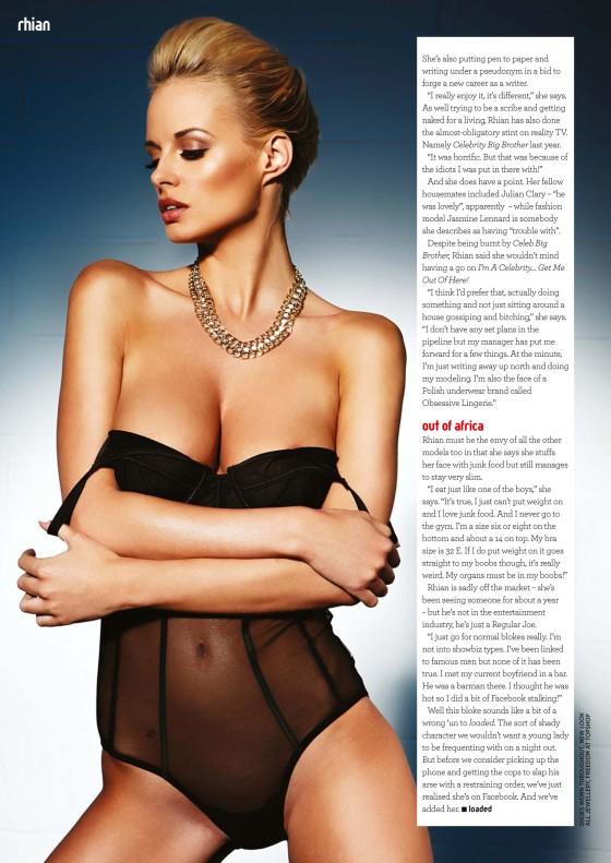 Uncategorized 2013 : Rhian Sugden – Loaded Magazine -03