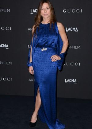 Rhona Mitra - LACMA Art + Film Gala 2014 in LA