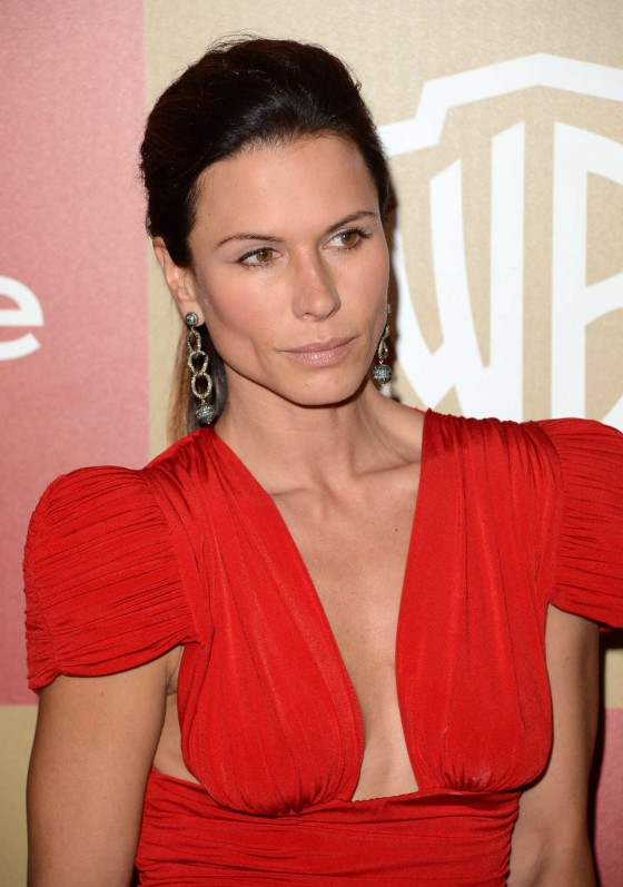 Rhona Mitra – Warner Bros InStyle Golden Globes Party-04