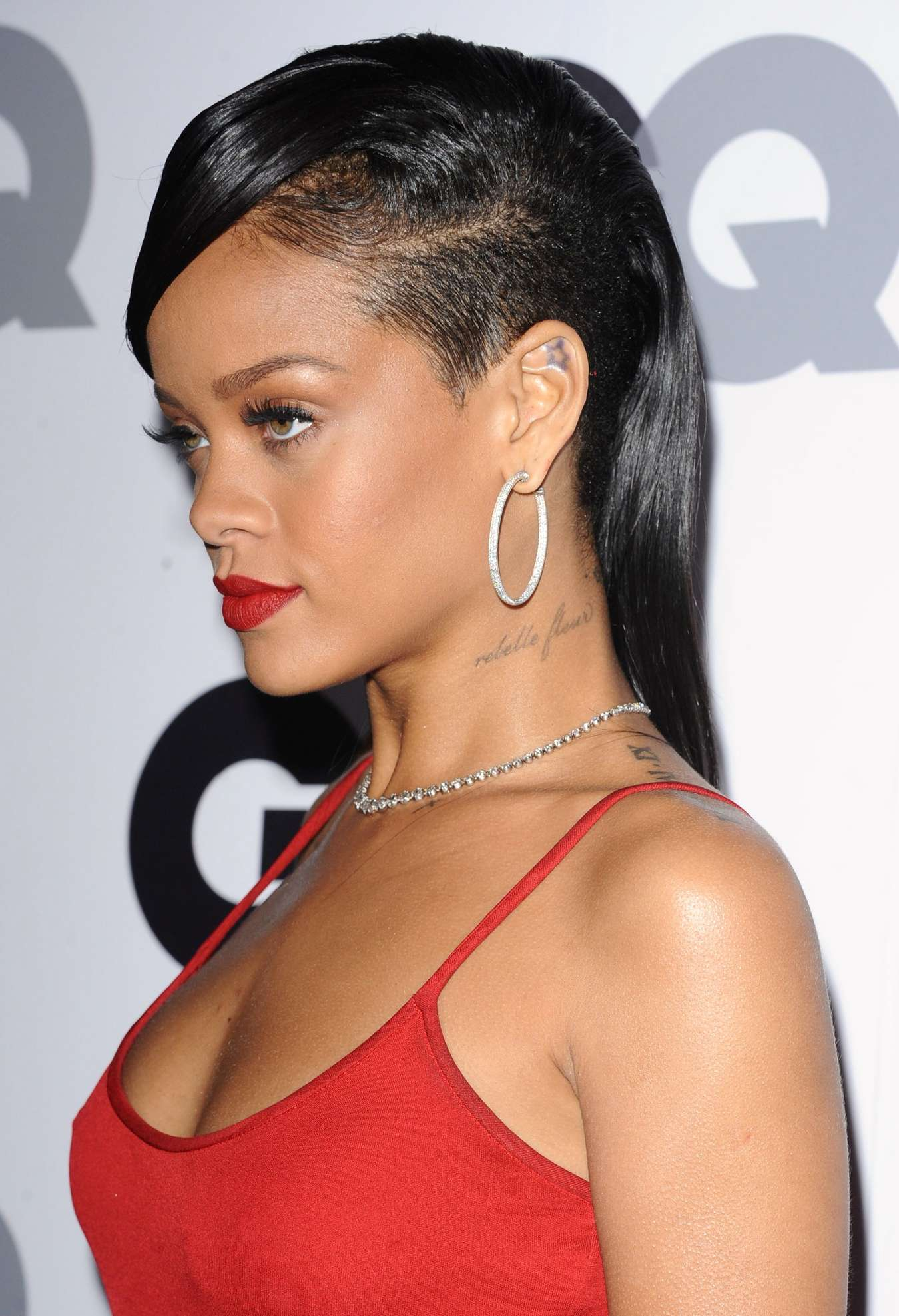Rihanna 2012 Gq Men Of The Year Party In Los Angeles 01