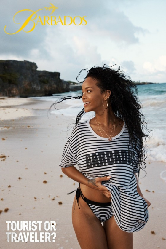 Rihanna - 2013 Barbados Tourism Authority Photoshoot -02