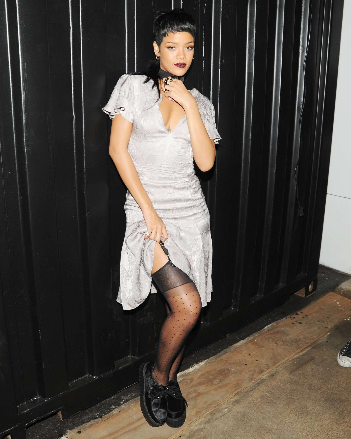 Rihanna Photos 2013 Fashion Show In New York Opening Ceremony 25 Gotceleb