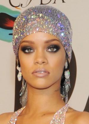 Rihanna Dress at 2014 CFDA Fashion Awards -10
