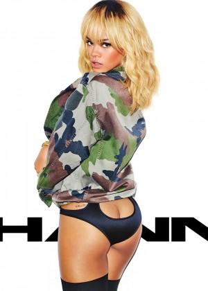 Rihanna 22 Hot Widescreen Wallpapers -10