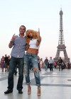 Rihanna and friends photoshoot in front of the Eiffel Tower-02