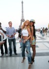 Rihanna and friends photoshoot in front of the Eiffel Tower-06