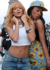 Rihanna and friends photoshoot in front of the Eiffel Tower-08
