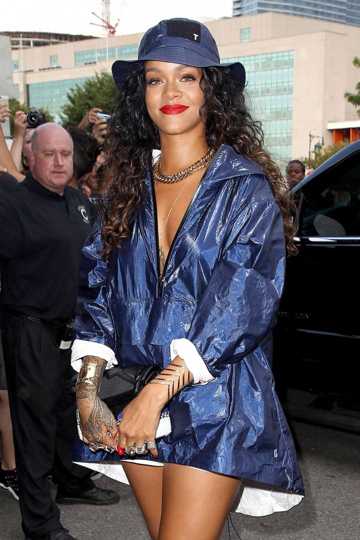 Wang Rihanna Rihanna Alexander Wang