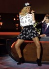 Rihanna Show legs at 2012 The Jonathan Ross Show-10