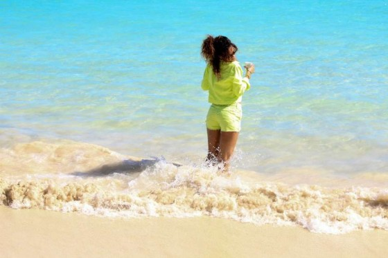 Rihanna Vacation In Hawaii 2015 Rihanna Personal Biikini