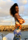 Rihanna - Personal Biikini photos vacation in Hawaii - 2012-57