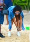 Rihanna Bikini Pics: 2013 Barbados -17