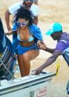 Rihanna Bikini Pics: 2013 Barbados -19