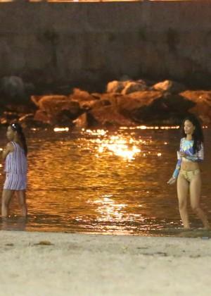 Rihanna bikini: Rio 2014 -31