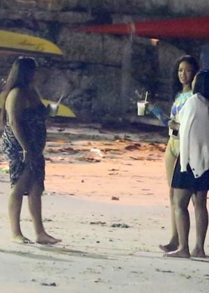Rihanna bikini: Rio 2014 -33