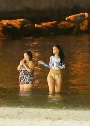Rihanna bikini: Rio 2014 -38