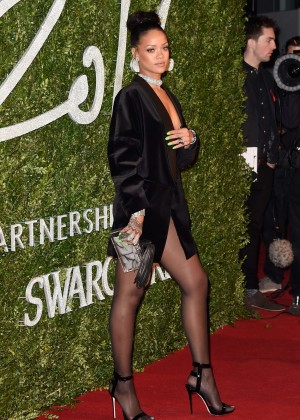 Rihanna - 2014 British Fashion Awards in London