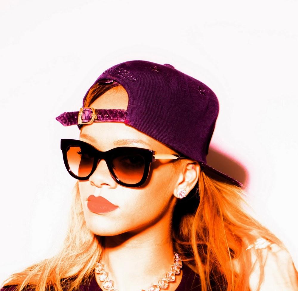 Rihanna 2014 : Rihanna: Kristen Noel Gipson Shoot -03