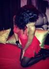 Rihanna: Christmas 2013 Pics -02