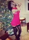 Rihanna: Christmas 2013 Pics -07