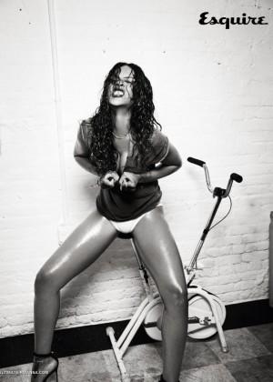 Rihanna: Esquire UK 2014 -03