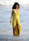 Rihanna - Hot and wet in Barbados-03